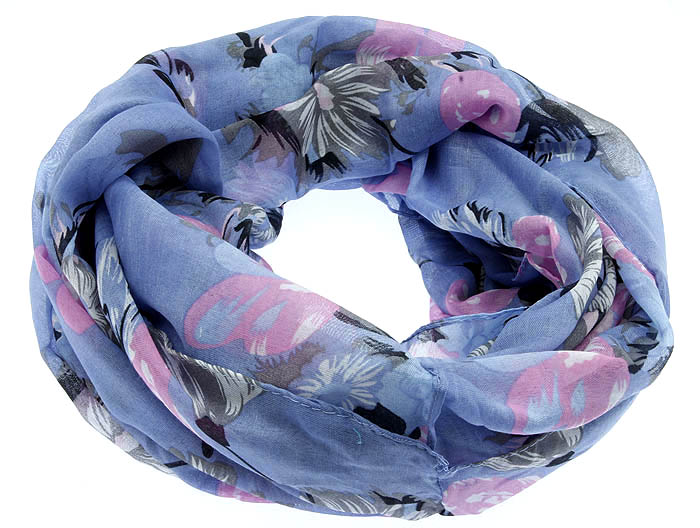 Scarf BLUPOF3094