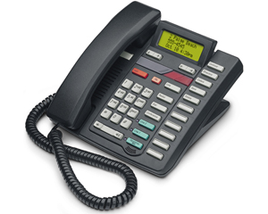 Nortel Meridian 9417CW 2-Line Telephone Corded Call Waiting