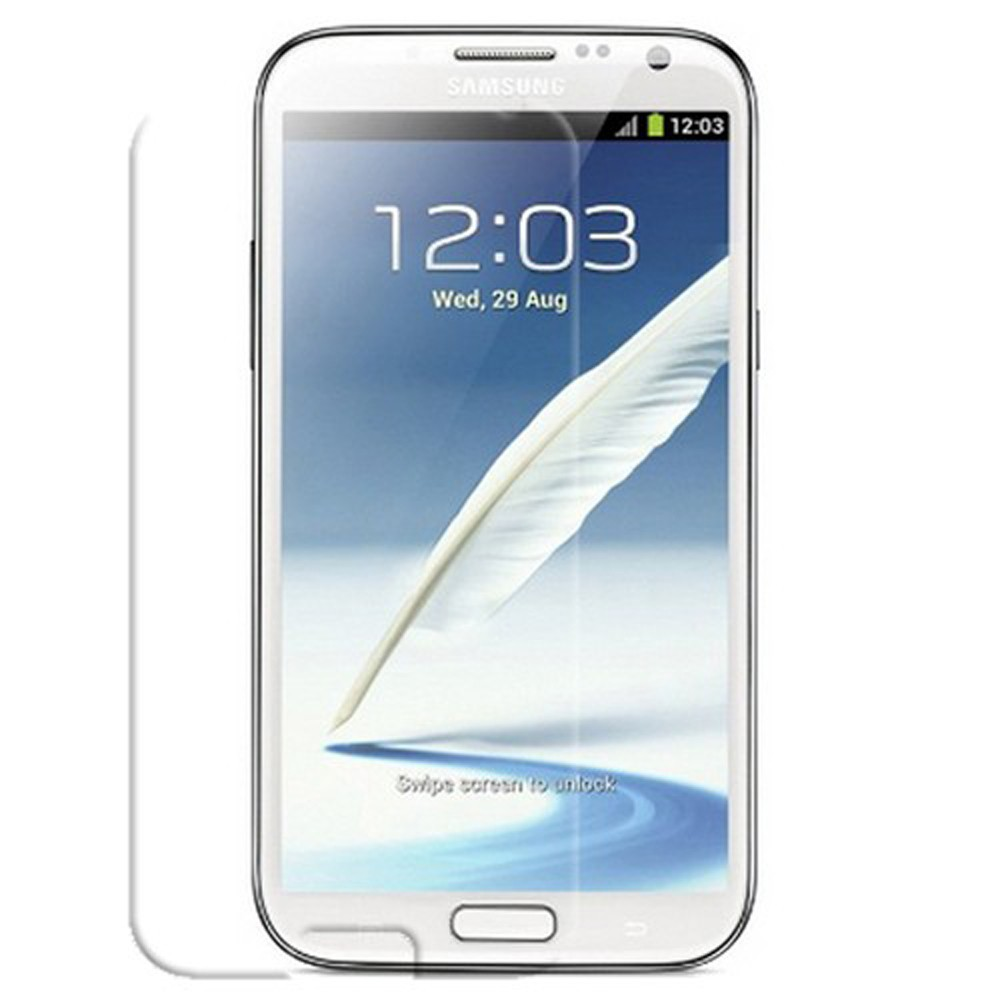 Samsung Galaxy Note 2 Screen Protector *** Free Shipping ***