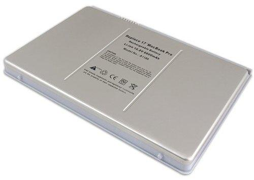 "Battery for 17"" Apple MacBook Pro 6600mAh **Free Shipping**"