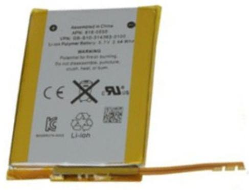 iPod Touch 4 Battery Li-ion Rechargeable * Free Shipping *