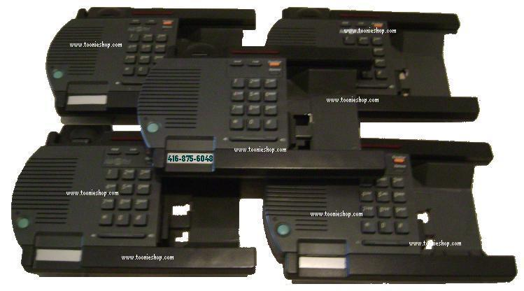 5x Base for Nortel Vista 350 Power Touch 350 Bulk